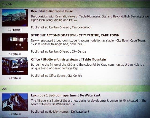 10 Tipps, eine Wohnung in Kapstadt zu finden   Kapstadtmagazin.de