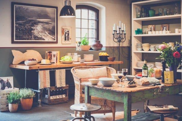 Möbel aus Kapstadt