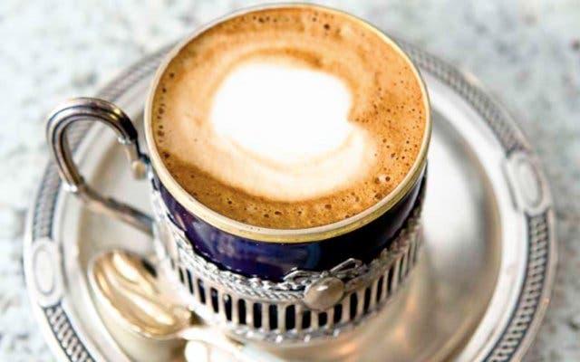 Kaffee auf der Loop Street