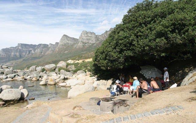 Grillen und Braai Südafrika