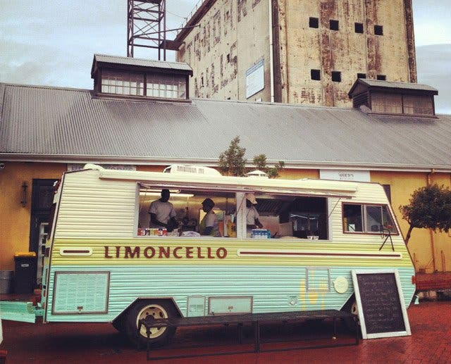 Food Truck Limoncello
