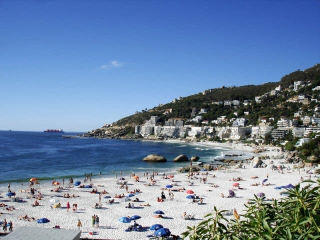 Camps Bay Beach Kapstadt