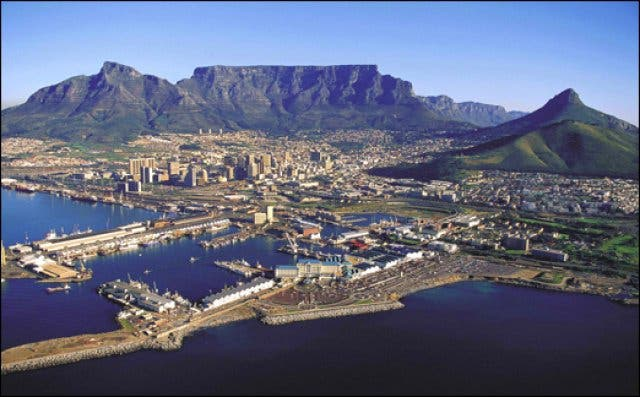 15 Dinge Kapstadt