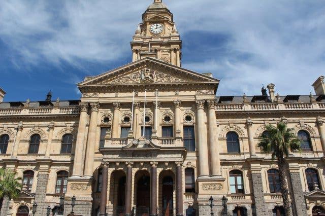 Altes Rathaus Kapstadt