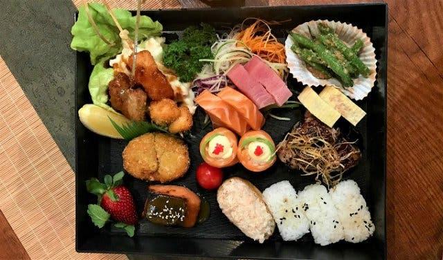 Tomo Japanese Sushi