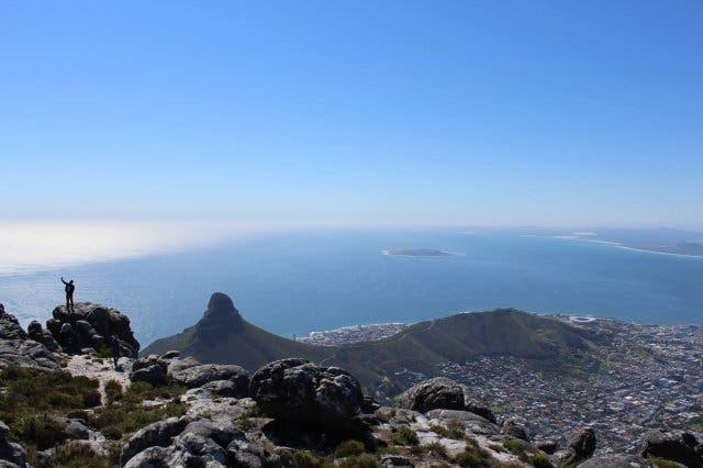 Tafelberg Kapstadt Südafrika, Weltwunder