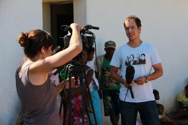 Auslandskorrespondent Christian Putsch Kapstadt