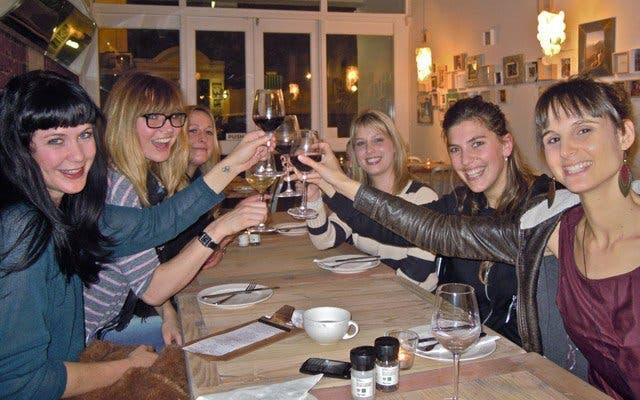 Weintasting Kapstadt