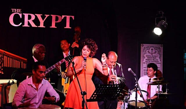 The Crypt Jazz in cape Town