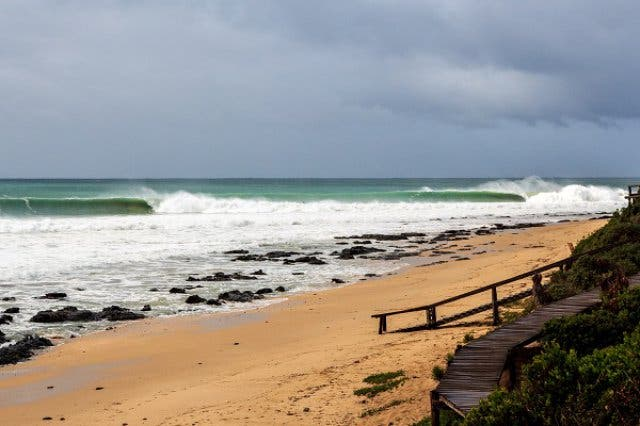 jeffreysBay, Surfen an der Garden Route