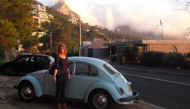 Mietwagen in Kapstadt - Fun Cars sind ganz normal