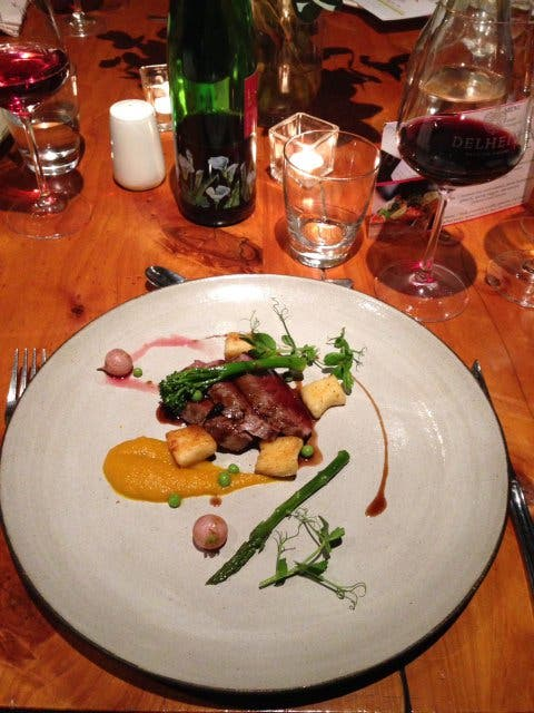 Wine Route Dining Delheim 4