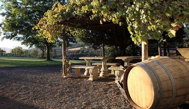 Herold Wine Estate in George