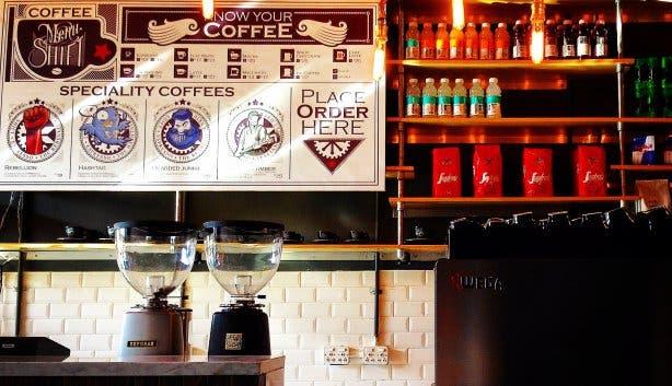 Shift Espresso