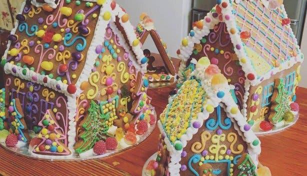 dinkel bakery christmas gingerbread