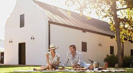 Picknick auf dem Hazendal
